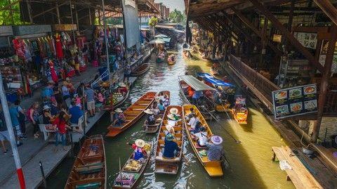 曼谷自由行5+1日~VIC3精品飯店、BTS一日券、上網+電話卡(20KG行李)《虎航》