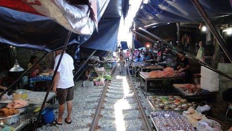 美功鐵路市場