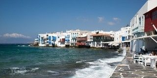 超進化版~陽光希臘天空之城單飛雙米其林愛琴海三島遊11天 (米克諾斯島、聖托里尼島、克里特島;首發特惠)