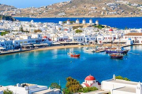 【卡好玩】希臘雙島遊10日(QR)~聖托里尼島、米克諾斯島、天空之城 優惠方案:●贈送每人一張網卡