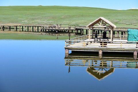 新疆天鵝湖