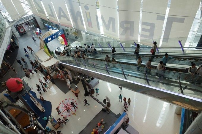 Terminal 21購物中心