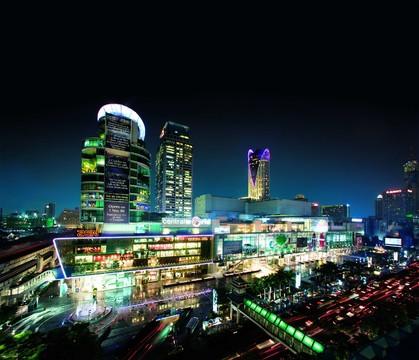 中央世界購物商場