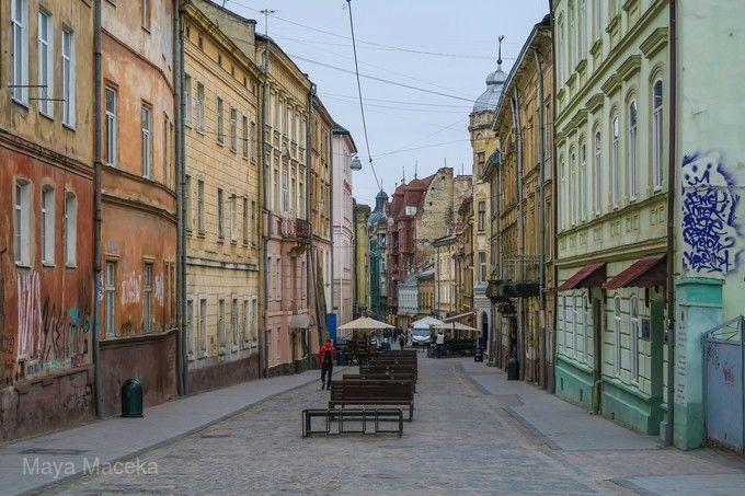 利沃夫老城