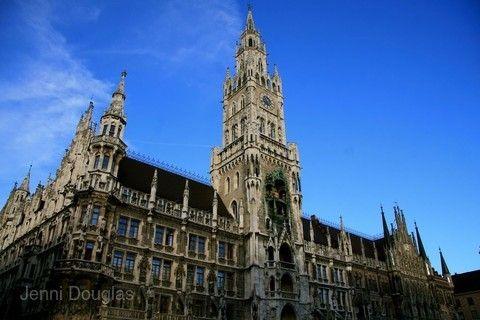 慕尼黑新市政廳鐘樓