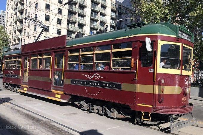 墨爾本環市電車