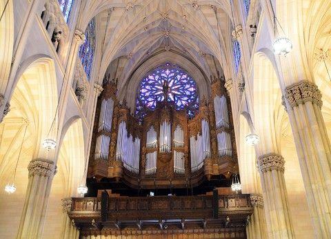 聖派翠克大教堂