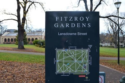 菲茨羅花園