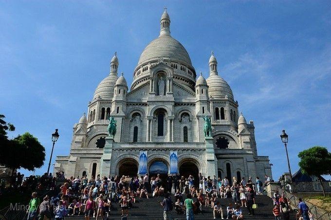[BR][策略聯盟-魅力歐洲]Bonjour Paris 巴黎拜金女7天【奧薇小鎮、藝術人文、瑪黑區、雙好禮】