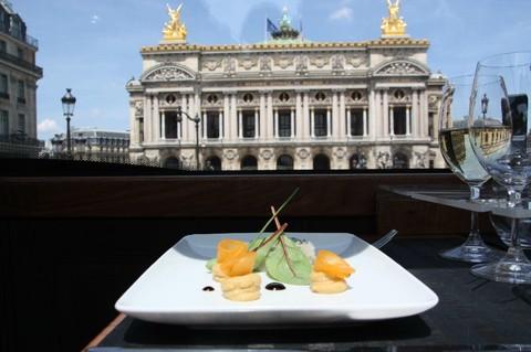 巴黎移動餐館