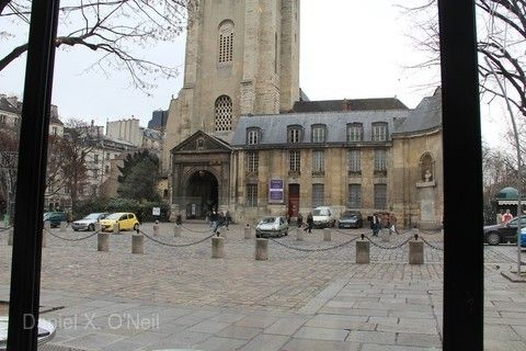聖哲曼德佩教堂