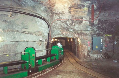 貝熙特斯加登鹽洞