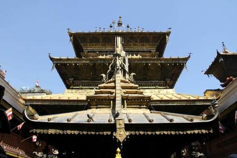 眾神祝福的國度 尼泊爾9天