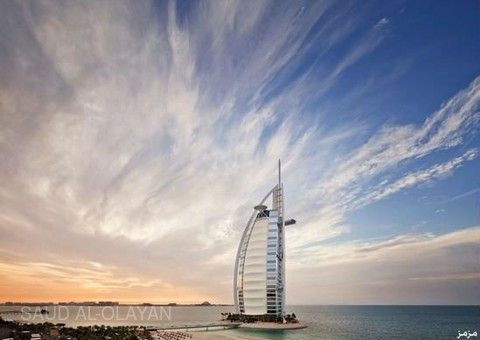 《國泰港龍知旅》經典杜拜 7日黃金相框、棕櫚島遊船、衝沙歷險