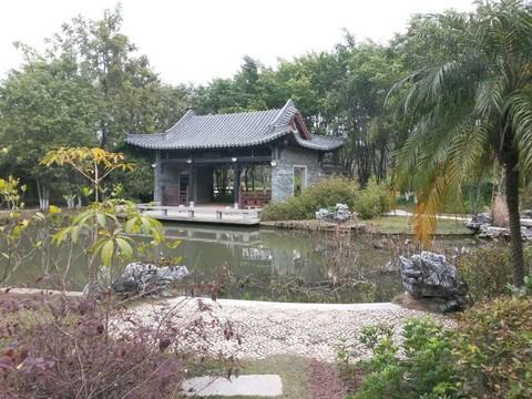 水上園博園