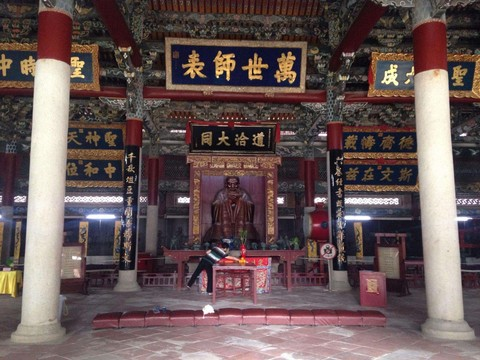 泉州府文武廟