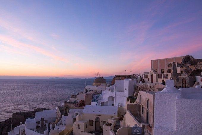 「魅力歐洲」希臘愛琴海全覽14日(彩虹島、米克諾斯島、聖多里尼島、天空之城、驚豔藍洞之旅、巴黎購物趣)[含稅]
