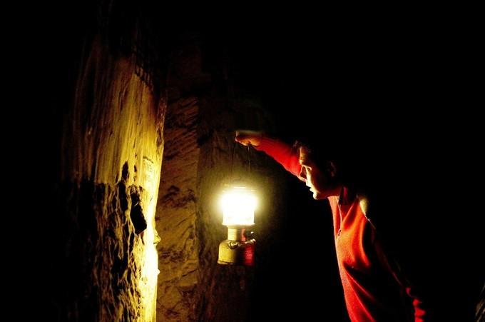 聖彼得堡洞窟