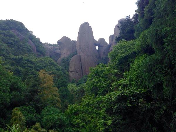 太姥山風景區