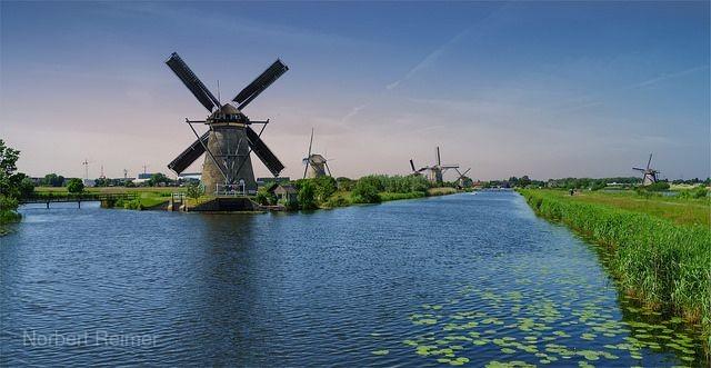 「魅力歐洲」法比荷8日~最愛羅浮宮、五星鹿特丹、特色三遊船、絕美羊角村、魅力風車城[含稅]