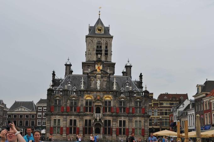 荷蘭台夫特舊市政廳