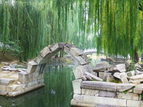 《每月一物》北京、天津精選.萬園之園-圓明園8日(奢華悅榕庄)