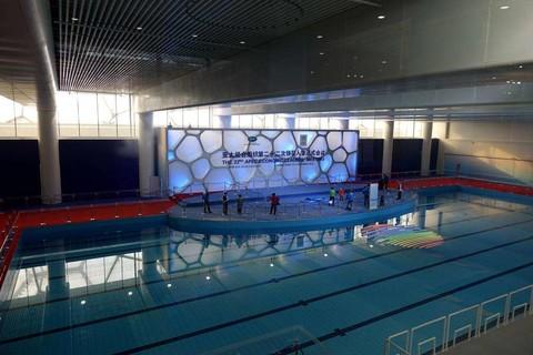 國家游泳中心-水立方