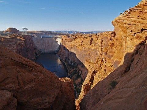格蘭峽谷水壩Glen Canyon Dam
