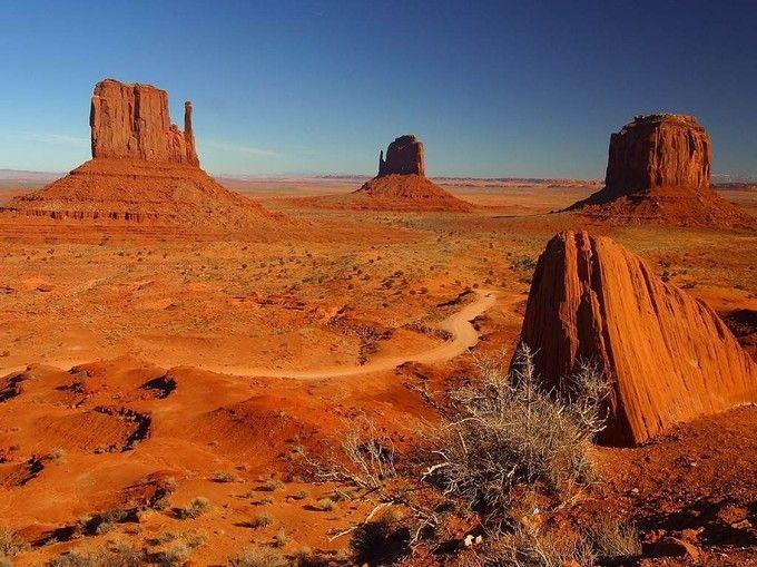 紀念碑山谷Monument Valley Day Tours