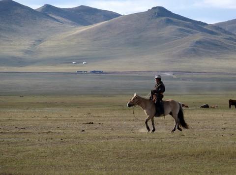 尋找西伯利亞藍冰~冬遊蒙古 貝加爾湖 奧立洪島10天