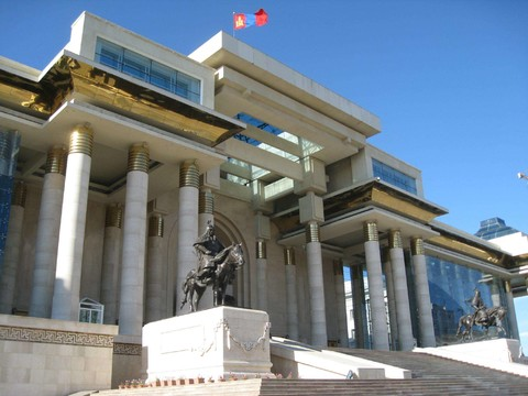 蒙古國 高爾夫假期6日遊(3場高球敘+民俗舞蹈欣賞)