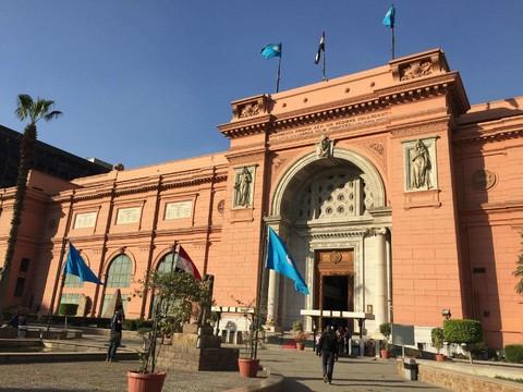 埃及尼羅河紅海10天年度回饋團 (五星飯店; 拉車版;含阿布辛貝;超值版)