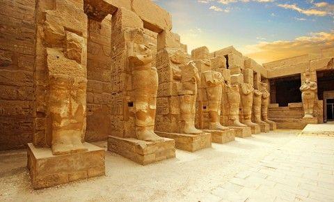 埃及尼羅河紅海12天年度回饋團 (五星飯店; 拉車版;含阿布辛貝;超值版)