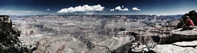 大峽谷南緣