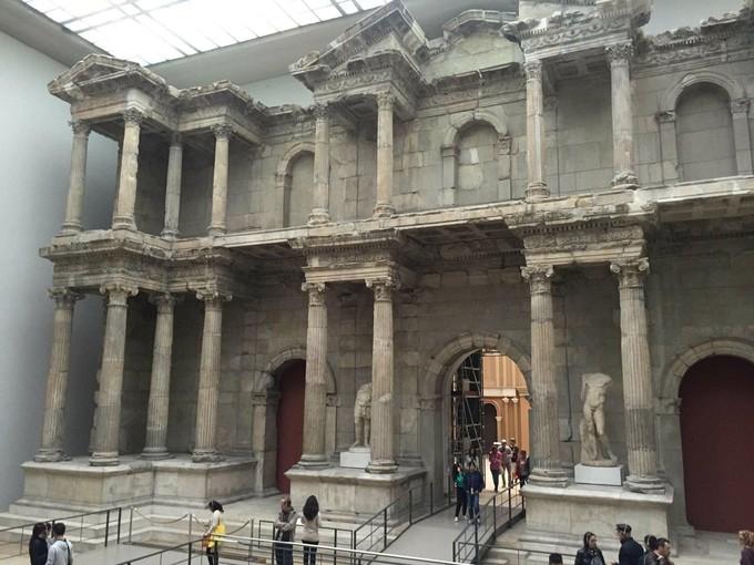 派加蒙博物館