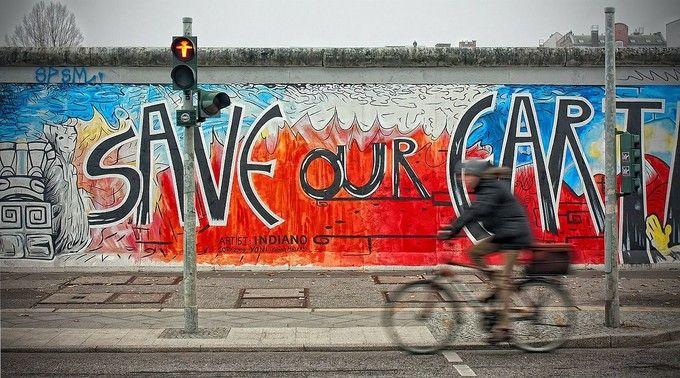柏林圍牆東畫廊
