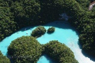 帛琉水陸探險家~北島叢林尋訪、天使大瀑布、野溪SPA、大斷層5日(2人成行)