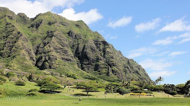 夏威夷古蘭尼牧場