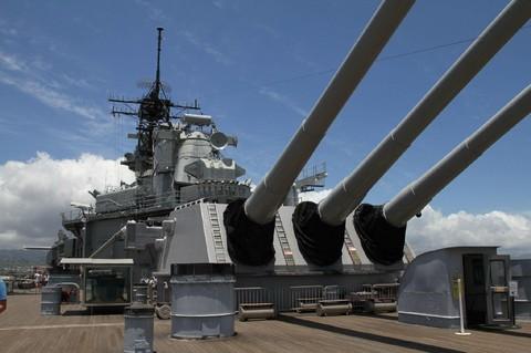 密蘇里戰艦紀念館
