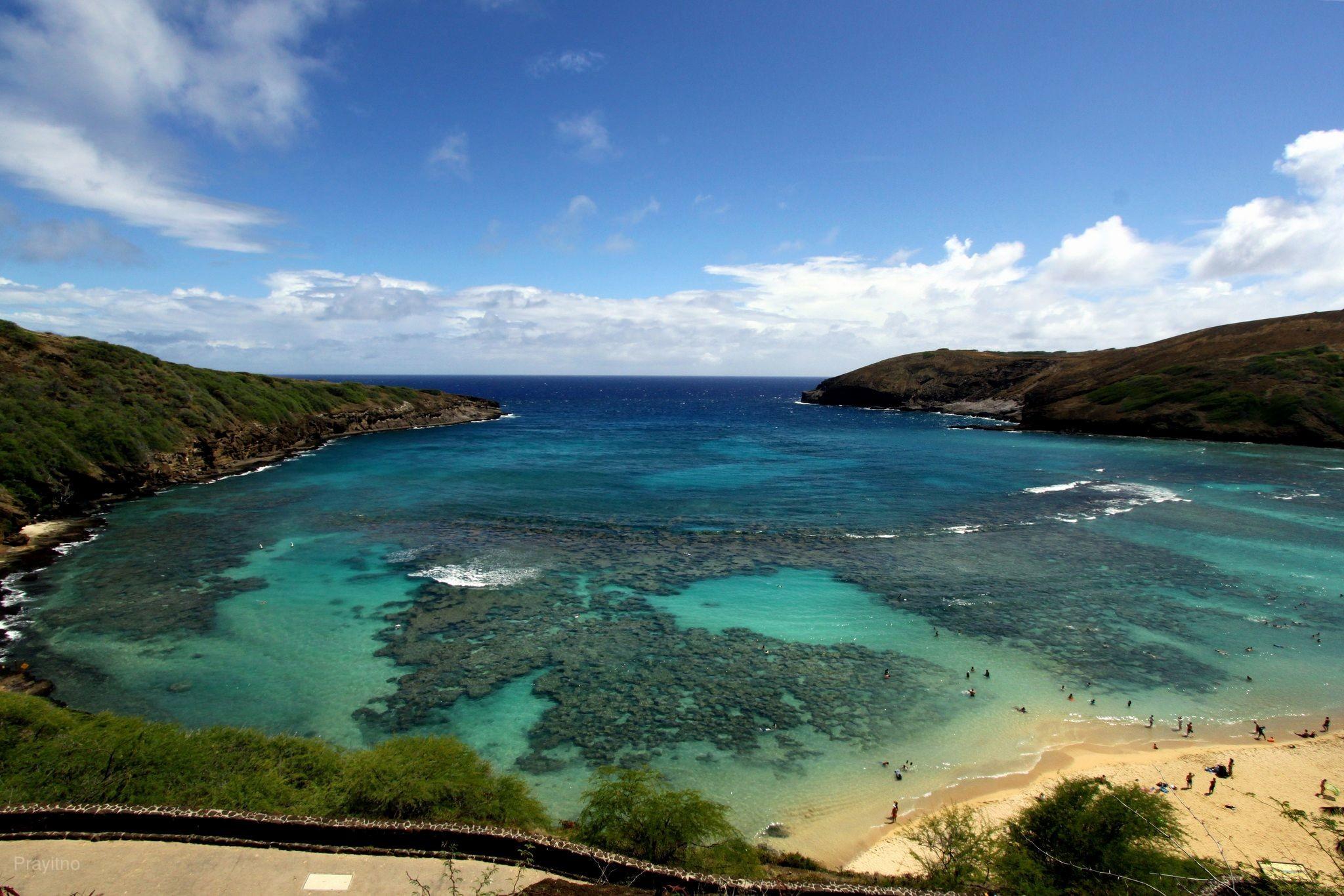 夏威夷陽光5日-2人成行周日出發<市區觀光、珍珠港、歐胡島小環島、波里尼西亞文化秀>贈全程小費+ HARD ROCK午餐