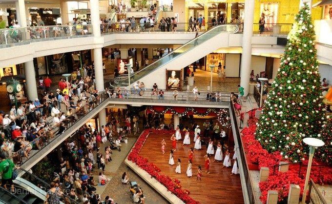 阿拉莫那購物中心
