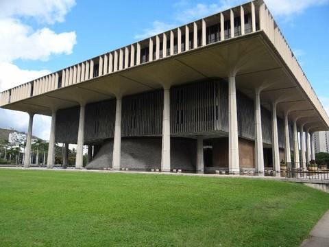 夏威夷州首府