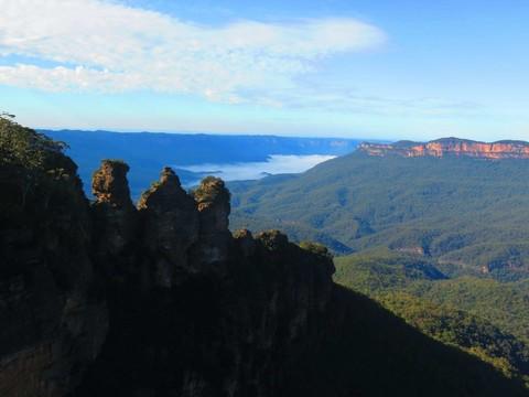 澳遊客~輕雪梨6天~藍山慢遊.雪梨樂活 優惠方案:蜜月送好禮