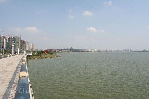 金雞湖風景區