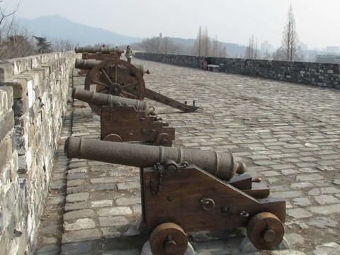 東水關古城牆