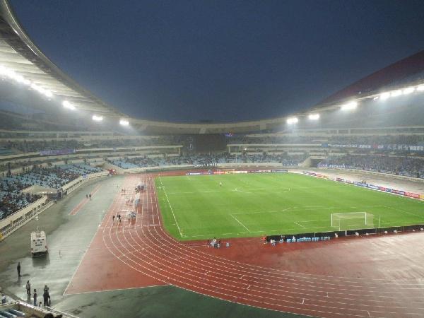 南京奧林匹克體育中心