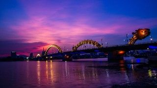 漫遊峴港法式巴拿山黃金手會安古城五日遊