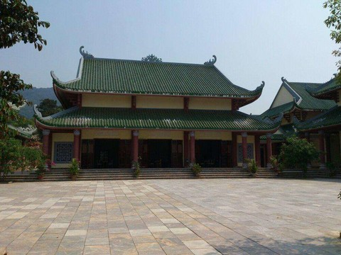 靈應寺(山茶半島)
