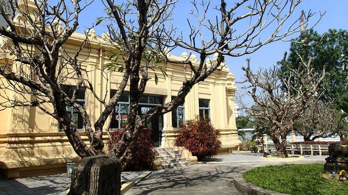 占婆博物館(寶堂)