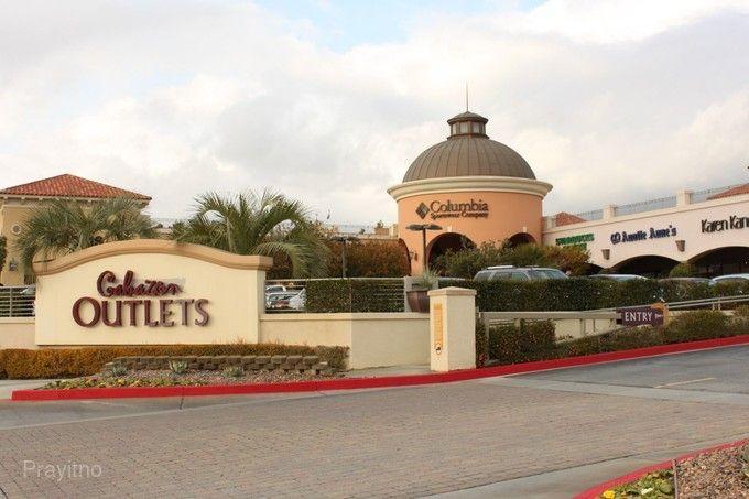 棕櫚泉奧特萊斯購物中心